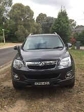 2013 Holden Captiva Wagon Spence Belconnen Area Preview