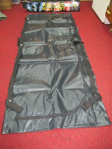 Military Body Bag Human Remains Pouch NSN 9930-01-331-6244 Deer Drag 20 mil
