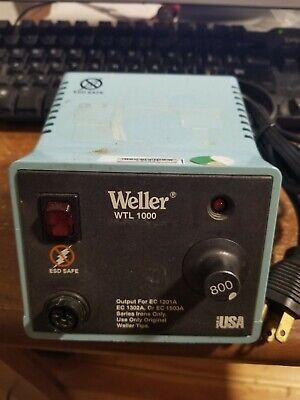 Weller Wtl 1000 Analog Soldering Station Power Unit