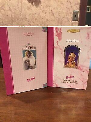 Mattel Great Eras Barbie Dolls