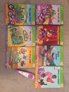 Leap Frog Tag Books + Leap Frog Tag Pen