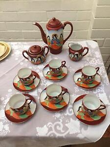 Japanese Tea Set Everton Hills Brisbane North West Preview
