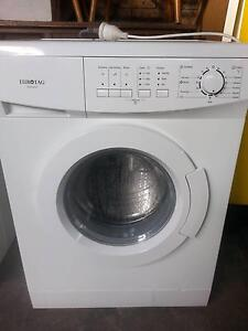 Eurotag 6.0Kg Front Load Washer,  XQG60-A208TE, as new Wantirna South Knox Area Preview