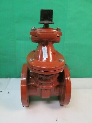 Mueller 2361 C515 350w Iron 4 Resilient Wedge Gate Valve New Free Shipping