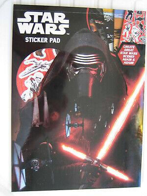 star wars sticker pad   NEW