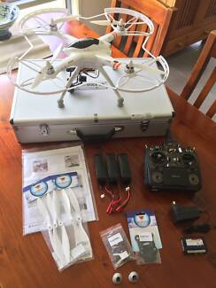 Walkera QR X350 PRO Drone with Case & Extras
