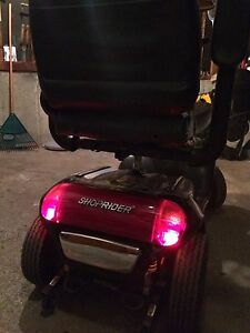 Shoprider Electric scooter