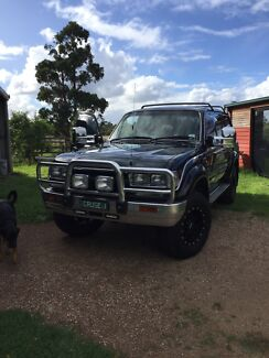 1994 Toyota LandCruiser Wagon 80 Series Pearcedale Casey Area Preview