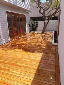 Decking, Pergolas, Picket Fencing and much more West Footscray Maribyrnong Area Preview