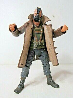 "DC UNIVERSE BATMAN THE DARK KNIGHT MOVIE MASTERS Bane 6"" FIGURE"