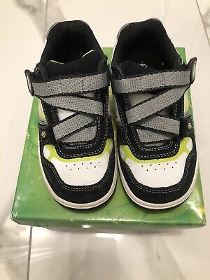 stride rite nickelodeon baby boy shoes 9.5 M preowned