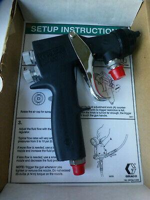New Graco Hvlp Optimiser Spray Gun M 1265 With 188 755 Spray Nozzle Automotive