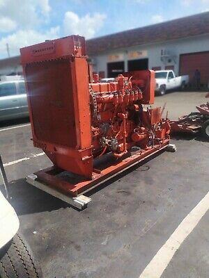 Engine Waukesha Gas F817gu Runner Good Excellent Condition.