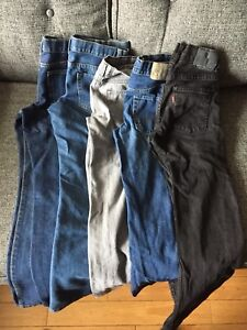 5 pairs of Jeans - Size 14