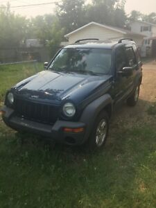 2004 Jeep Liberty Sport 4xr