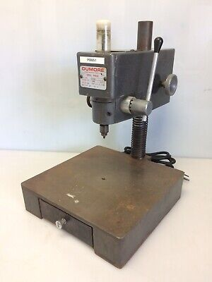 Dumore 37-011 High Speed 14hp 532 Drill Press