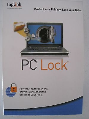 Laplink PcLock - Brand New In Box
