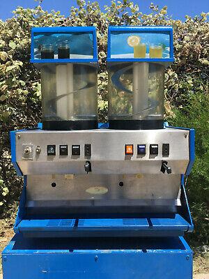 Cab Retro Verticle Mixing Bowl Granita Margarita Slush Machine