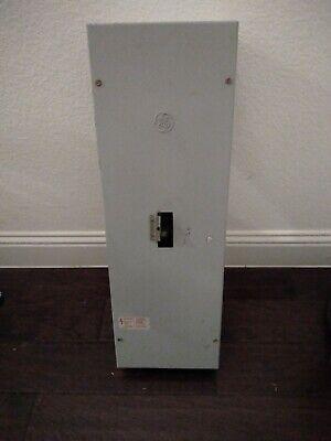 Ge General Electric Tqd Tqd32200 240 Volt 200 Amp 3 Pole Circuit Breaker W Box