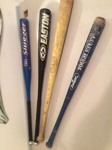 Baseball bats (price for all!)
