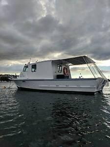 Ex Cray Boat- Cabin Cruiser Hamilton Hill Cockburn Area Preview
