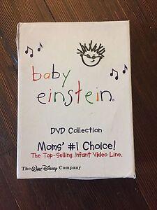 Baby Einstein DVDs