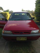 1993 ford laser auto Bulimba Brisbane South East Preview