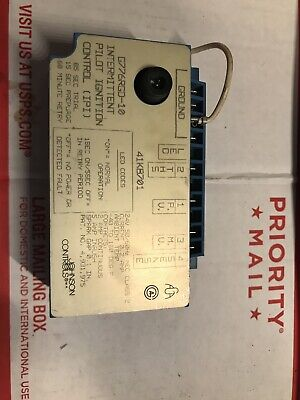 Johnson Controls G776rgd-10 Intermittent Pilot Ignition Control Ipi 41k8701