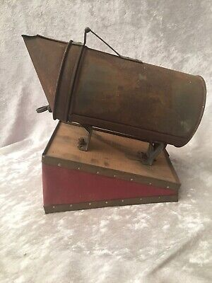 1930s Vintage Antique Honey Bee Hive Smoker Vintage Primitive Beekeeping Tool