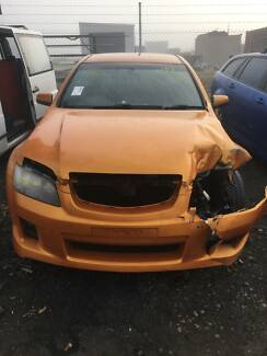 WRECKING 2009 VE HOLDEN COMMODORE SV6 SEDAN AUTOMATIC LLT PETROL Churchill Latrobe Valley Preview