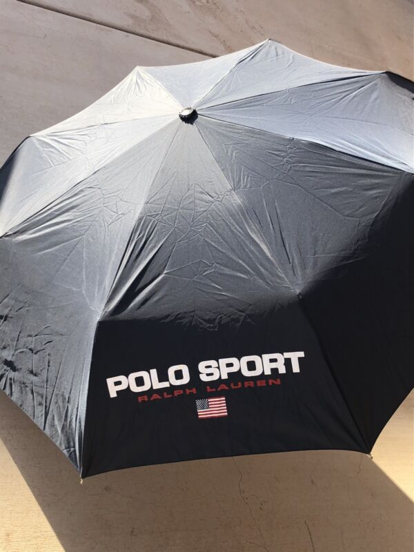 RARE Vintage Polo Sport Umbrella