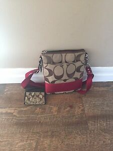 Coach Purse & Wallet