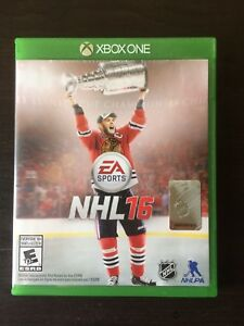 NHL 16 for XBOXONE (best offer)