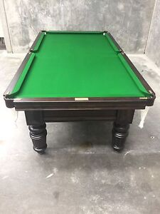 Alcock billiard table Greenvale Hume Area Preview