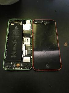 2 iPhone 5c