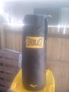 Everlast gym quility punching bag Rothwell Redcliffe Area Preview