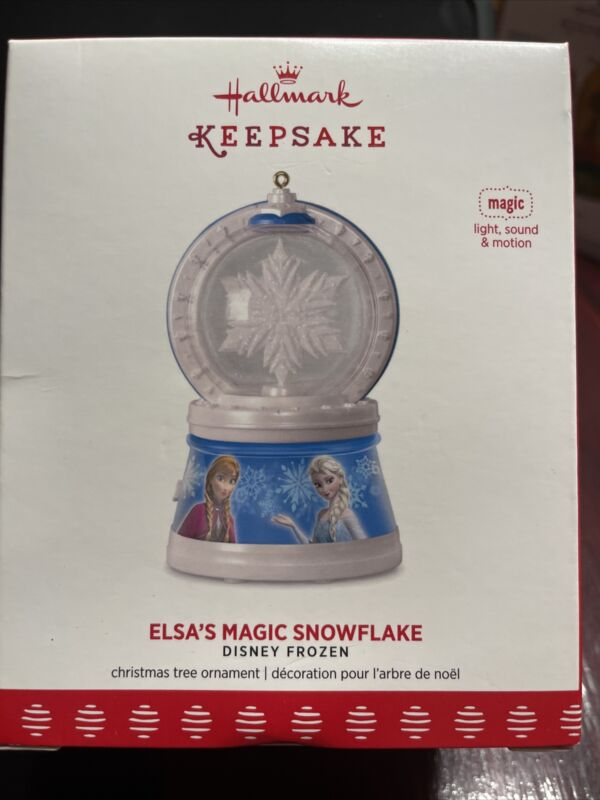 Hallmark Keepsake Disney Frozen Elsa
