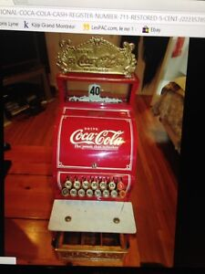 Caisse National Coca Cola