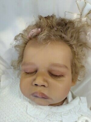 Reborn Gabygail by Claire Taylor dolls, high end reborn by NatalyaUK