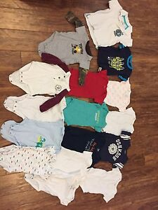 Lot of 6 months boys clothing.