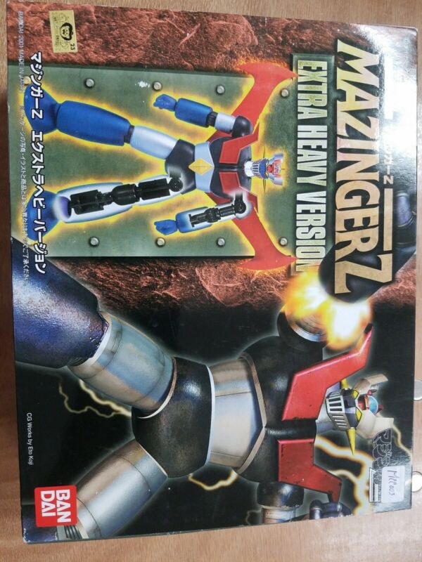 Soul of Chogokin Mazinger Z Extra Heavy Version BANDAI F/S New