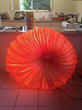Orange Lamp Tanah Merah Logan Area Preview