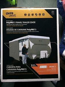 Travel trailer cover - new in box!