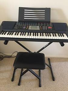 Casio CTK 501 Electric keyboard Thirlmere Wollondilly Area Preview