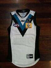 Port Adelaide Player Issued Guernseys Melbourne CBD Melbourne City Preview