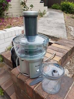 Breville Juice Fountain Juicer