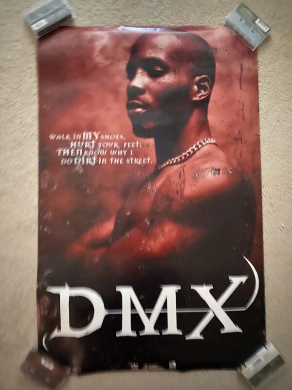 Original 24x36 DMX Promo poster