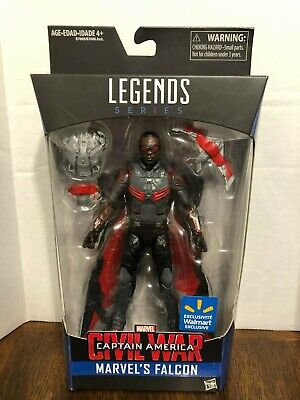 "Falcon 6"" Marvel Legends Exclusive Action Figure Avengers Civil War"