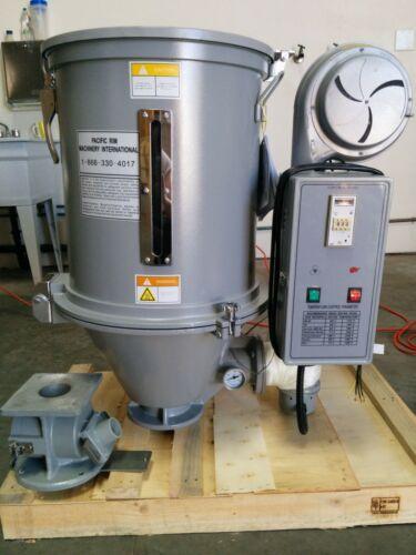 PRM Injection Molding Hot Air Hopper Dryer, 25 LB Capacity