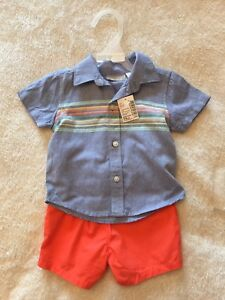Baby boy's outfit size 3-6 months